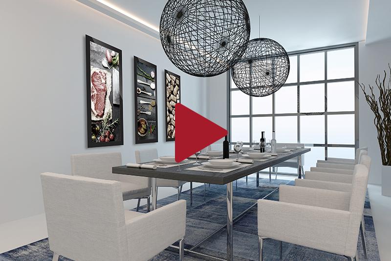 flipframe eco der rahmenlose bilderrahmen f r maximale. Black Bedroom Furniture Sets. Home Design Ideas